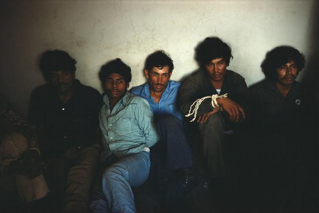 "série ""Nicarágua"""