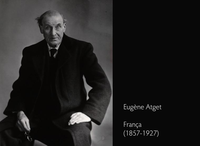 Euene Atget - Localizar o Espectador