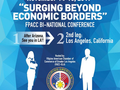 FPACC BI NATIONAL CONVENTION IN ARIZONA IS JUST AROUND THE CORNER.