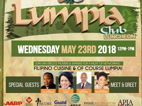 Lumpia Club Luncheon