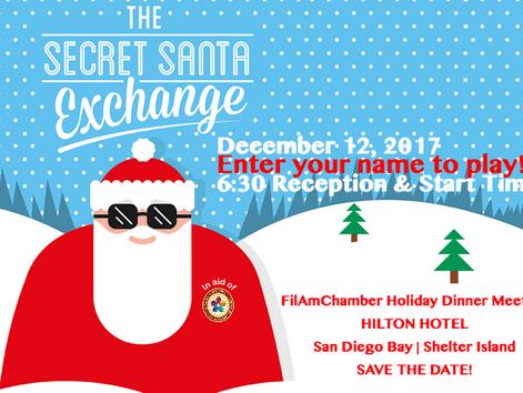 FilAmChamber Holiday Gift Exchange