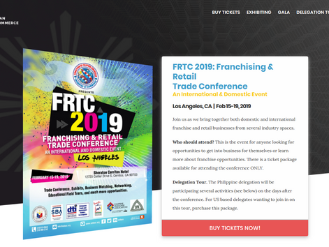 FRTC 2019: Franchising & Retail Trade Conference, Feb 15-19, 2019