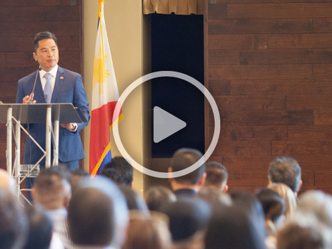 Highlights of the State of the Fil-Am Community Address 2017