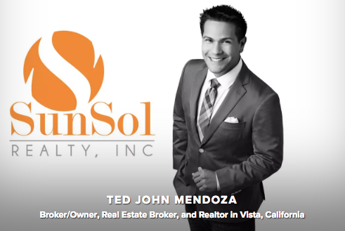 FilAmChamber of San Diego Board of Director: Mr. Ted John Mendoza of Sun Sol Realty, Inc.