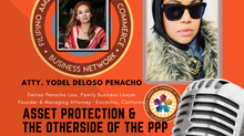 ASSET PROTECTION & THE OTHERSIDE OF THE PPP with your host: KRISTINE, THE FILIPINA F'OPRAH!