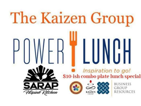 Never Eat Alone | FilAmChamber 2.0 San Diego Power Lunch Business Networking