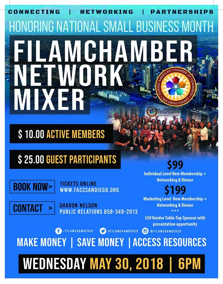 FilAmChamber Mixer