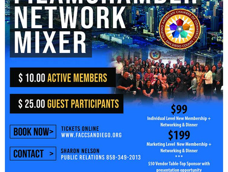 May Membership | Join/Renew Today! Join the FilAmChamber 2.0