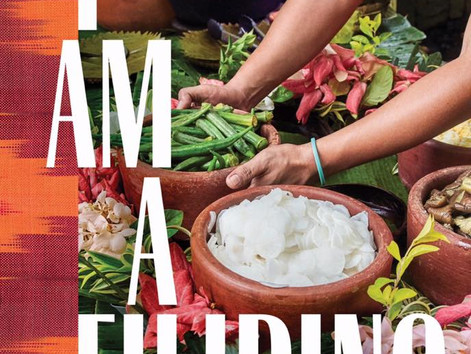I Am A Filipino - Book Signing & Dinner with restaurateur, author and San Diego home girl, Nicol