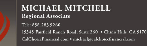 Introducing CalChoice Financial with Michael & Amy Mitchell