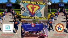 FilAmChamber 2.0 Celebrates Kicks Off Nurses Week Appreciation May 6, 2020 In San Diego At Windsor C