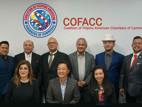 ​FilAmChamber 2.0 San Diego Forges Bonds & Digital Bridges with Coalition of Filipino-American C