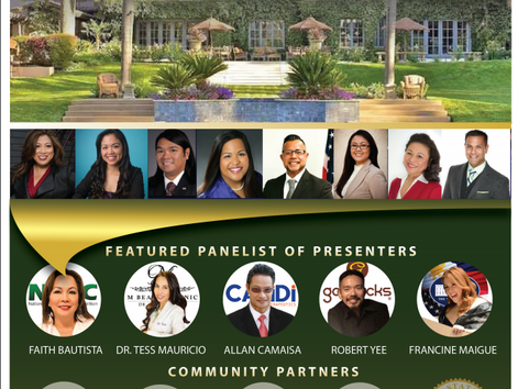 INSIGHT IN THE RANCH - San Diego Filipino-American business leaders, pass the baton to an Insightful