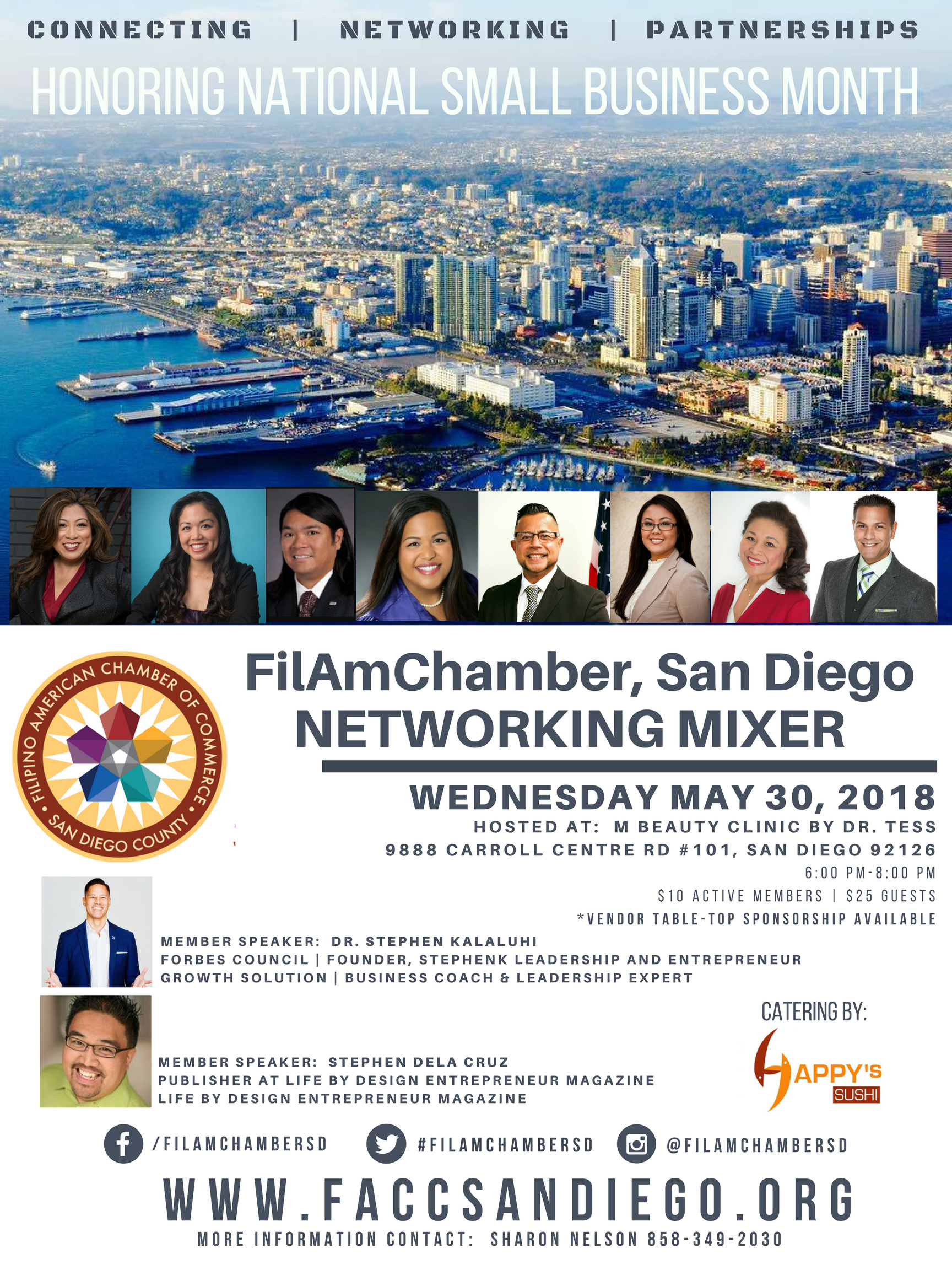 FilAm Chamber May Mixer