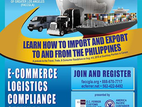 E-Commerce Logistics Compliance Seminar