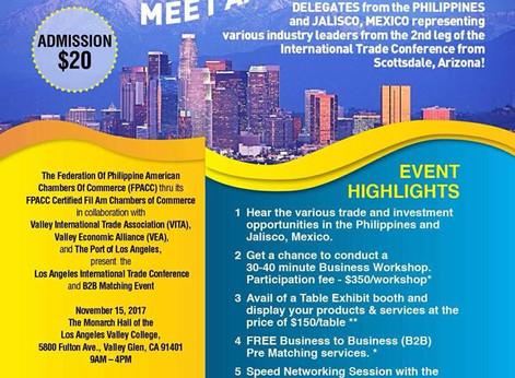 Trade Investment Opportunities in the PH