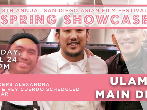 Ulam: Main Dish | 2nd SCREENING DAY 2nd ROUND OF TICKETS!