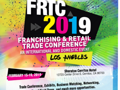 Franchising Retail & Trade Conference in Cerritos February 15, 2019 CoFACC Spearheads the Way fo