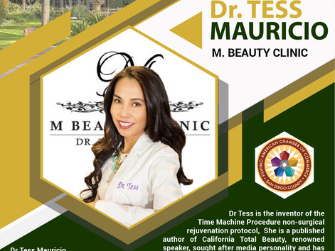 INSIGHT IN THE RANCH - San Diego Filipino-American business leader, Dr. Tess Mauricio to share entre