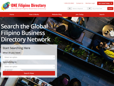 FilAmChamber San Diego Launches ONE Filipino Directory Virtually Bridging U.S. & PH Business Com