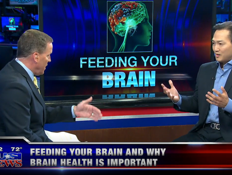 Feeding Your Brain: Tumor Recovery and Brain Health Supplements