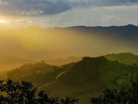 COLOMBIA'S POTENTIAL TO BE A WORLD CLASS SUSTAINABLE TOURISM DESTINATION