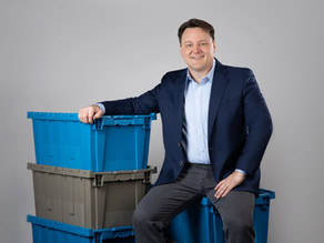 TIM DEBUS, CEO OF THE REUSABLE PACKAGING ASSOCIATION (RPA) - INTERVIEW
