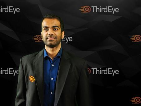INTERVIEW: NICK CHERUKURI - CEO OF THIRDEYE GEN INC