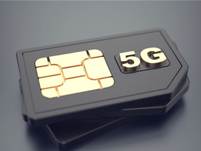 5G COMMUNICATIONS - THE LARGEST GROWTH MARKET IN THE WORLD