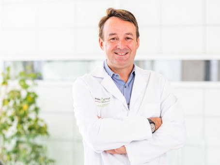 JEAN MARIE RAYMOND, CEO OF PHARMACTIVE BIOTECH - INTERVIEW WITH WBM TOP 100 INNOVATION CEO
