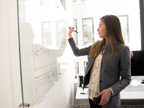 US STAFFING INDUSTRY SEES GENDER PARITY BUT WIDE PAY GAP STILL PERSISTS