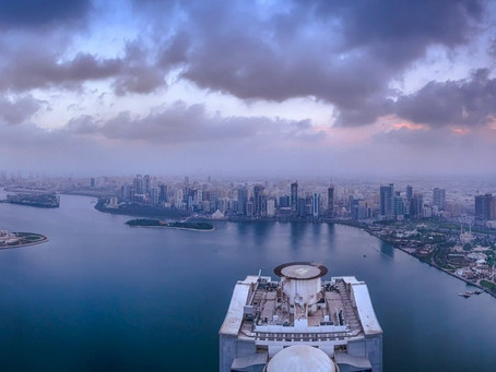 SHARJAH, UAE IS A STRATEGIC DESTINATION FOR BUSINESS AND INVESTMENT