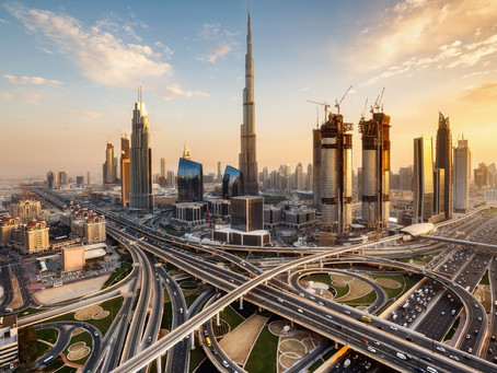 DUBAI GOES CRYPTOGOLD - DUBAI GOVERNMENT LAUNCHES CRYPTOCURRENCY
