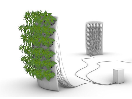 CREO UNVEILS BIOBULB, A VIRTUALLY ZERO-WASTE GREEN LIVING SYSTEM