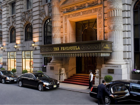 THE PENINSULA REOPEN IN THE U.S.A WITH NEW ART, CULINARY, AND WELLNESS OFFERS