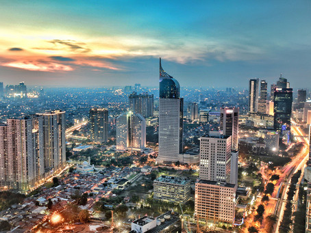 INVEST IN INDONESIA - THE LARGEST ECONOMY IN SOUTHEAST ASIA