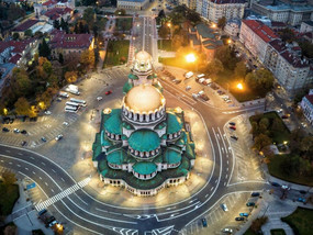 SOFIA - BULGARIA'S CAPITAL IS A CITY WELL POSITIONED FOR FUTURE ORIENTED BUSINESS