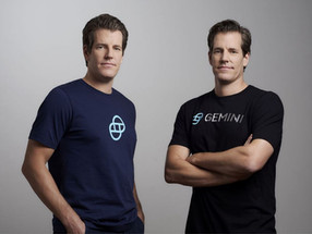 WINKLEVOSS TWINS ANNOUNCE  GEMINI WILL OFFER CREDIT CARD WITH CRYPTO REWARDS