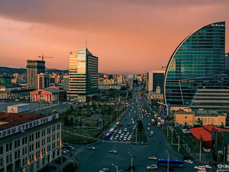 RETAIL AND REAL ESTATE - BIG NAMES ARE MOVING INTO MONGOLIA