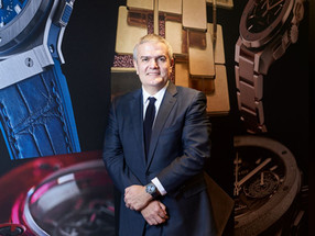 RICARDO GUADALUPE, CEO OF HUBLOT - VISIONARY DISRUPTOR OF THE WATCH INDUSTRY