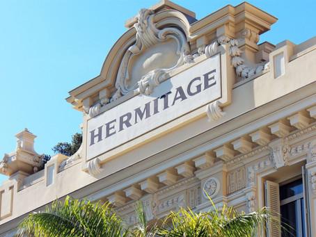 HÔTEL HERMITAGE MONTE-CARLO: THE MOST ELEGANT HOTEL IN MONACO