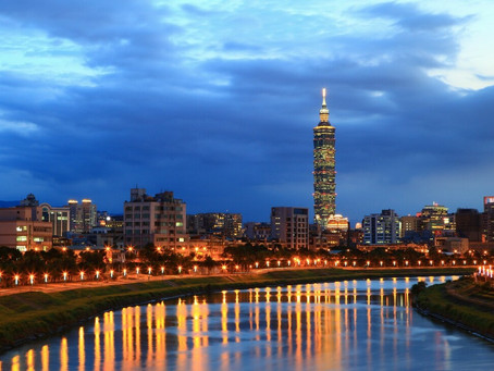 TAIWAN IS PIONEERING THE AIOT  REVOLUTION AND UNLIMITED OPPORTUNITIES