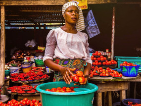 COVID-19 OR HUNGER: THE TIME TO TRANSFORM AFRICA'S FOOD SYSTEMS IS NOW