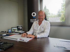 INTERVIEW: ANDREAS HALLER - CEO OF QUANTRON AG