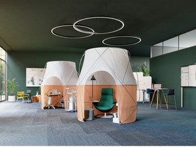 STEELCASE - MORE THAN 40 NEW   OFFICE FURNITURE PRODUCTS FOR THE NEW NORMAL