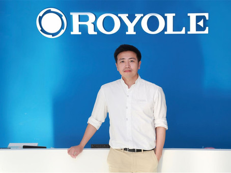 BILL LIU, CEO OF ROYOLE CORPORATION - INTERVIEW WITH WBM TOP 100 INNOVATION CEO
