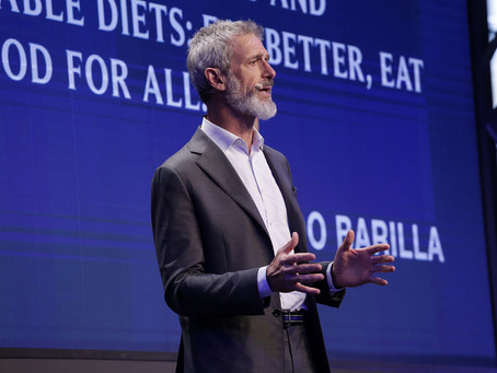 """BARILLA FOUNDATION: """"AN URGENT RETHINK OF THE GLOBAL FOOD SYSTEM IS NEEDED"""""""