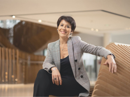 CHRISTEL BORIES - ERAMET GROUP CHAIRPERSON AND CEO