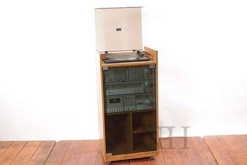 Amstrad stereo turner