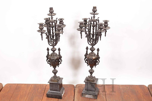 French candelabras